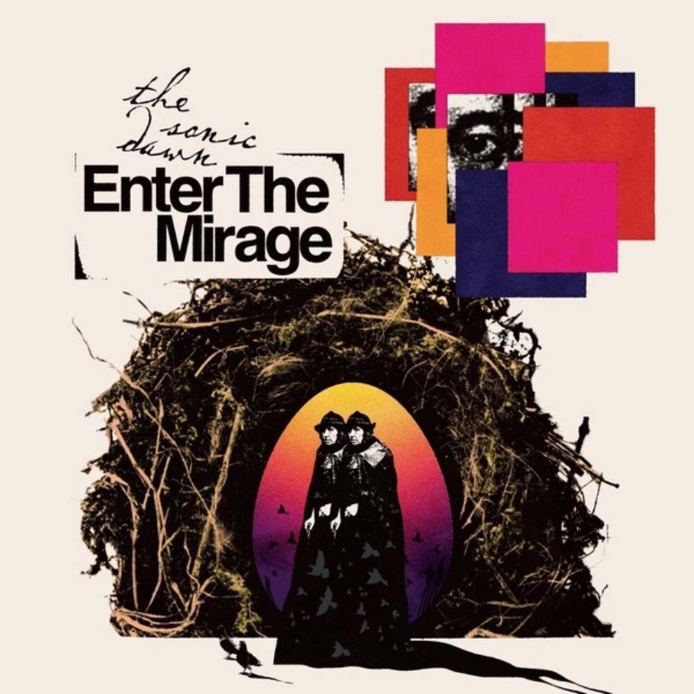 Sonic Dawn - Enter The Mirage (Blue) [Colored Vinyl]