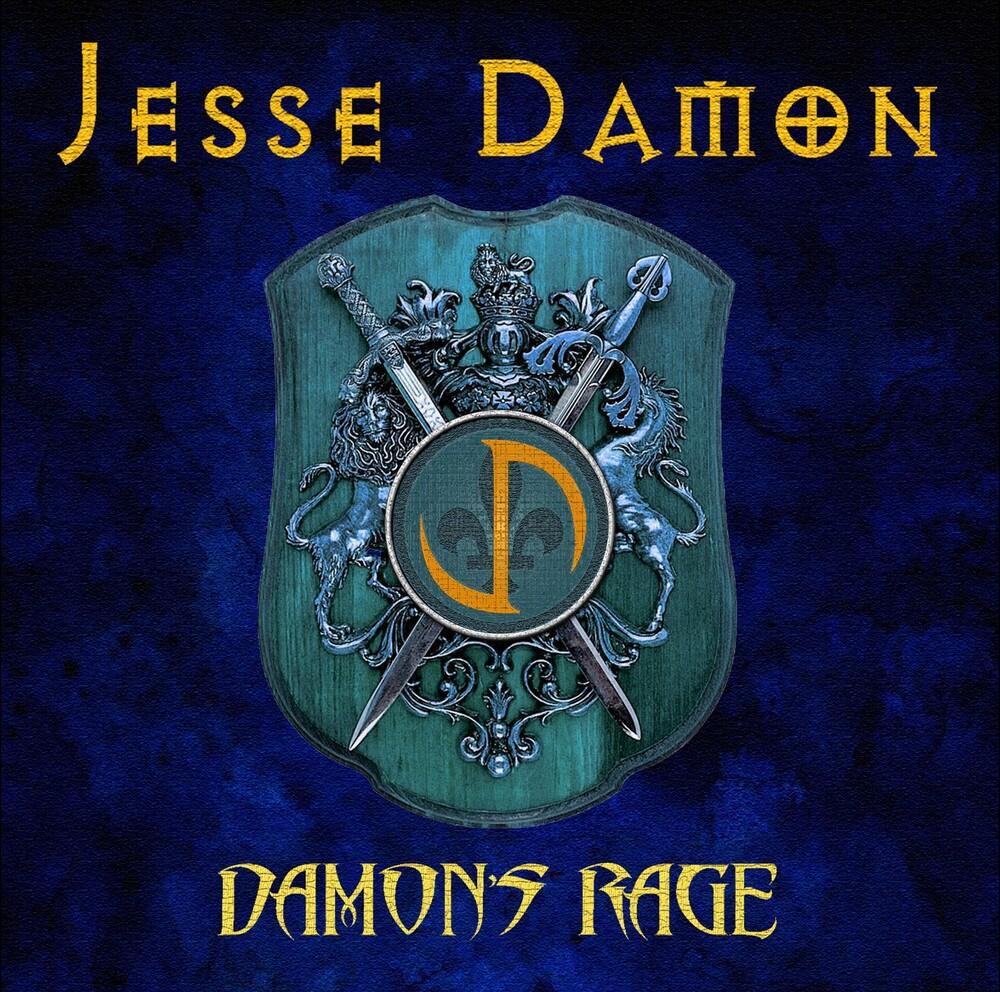 Jesse Damon - Damons Rage
