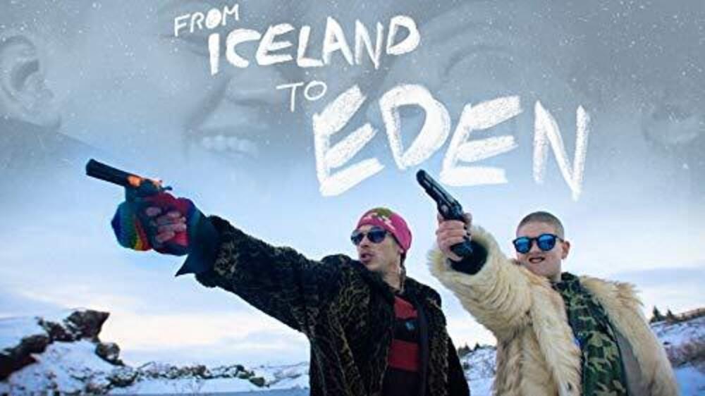 Arnar Jónsson - From Iceland To Eden