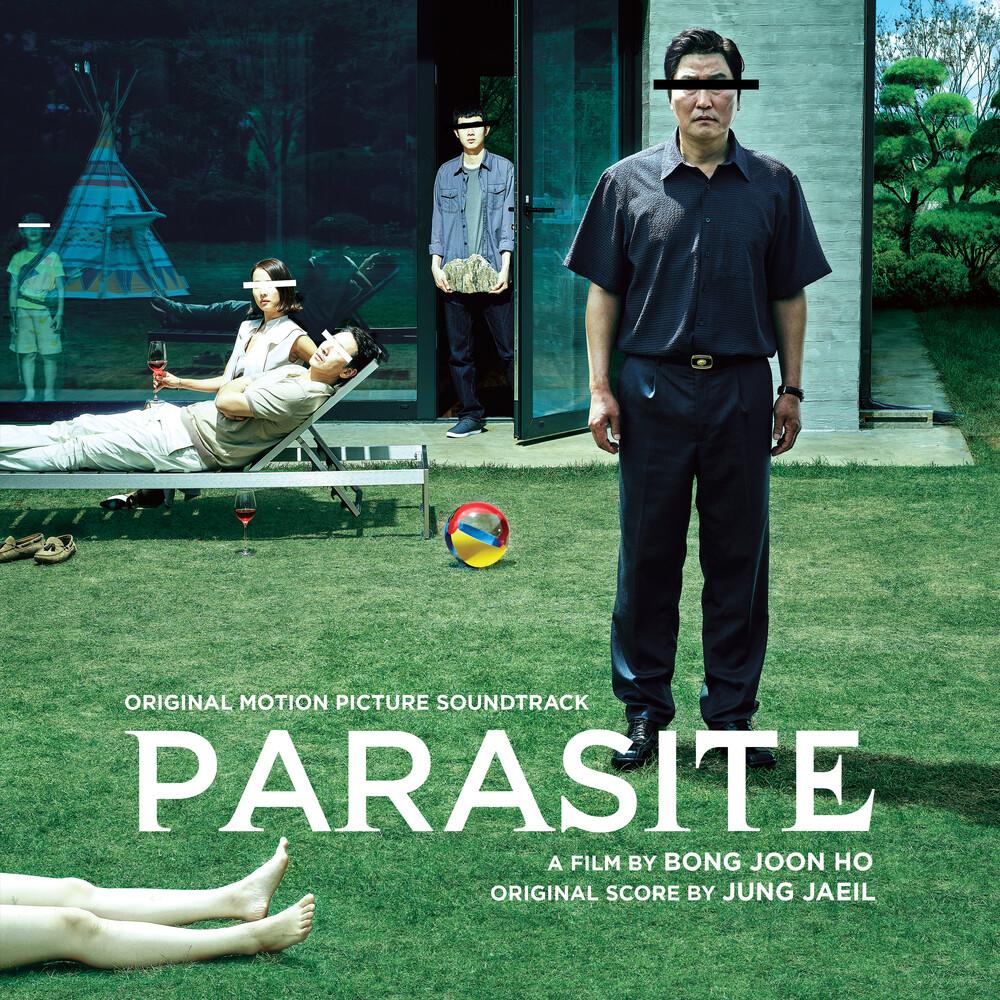 Parasite / OST - Parasite (Original Motion Picture Soundtrack)