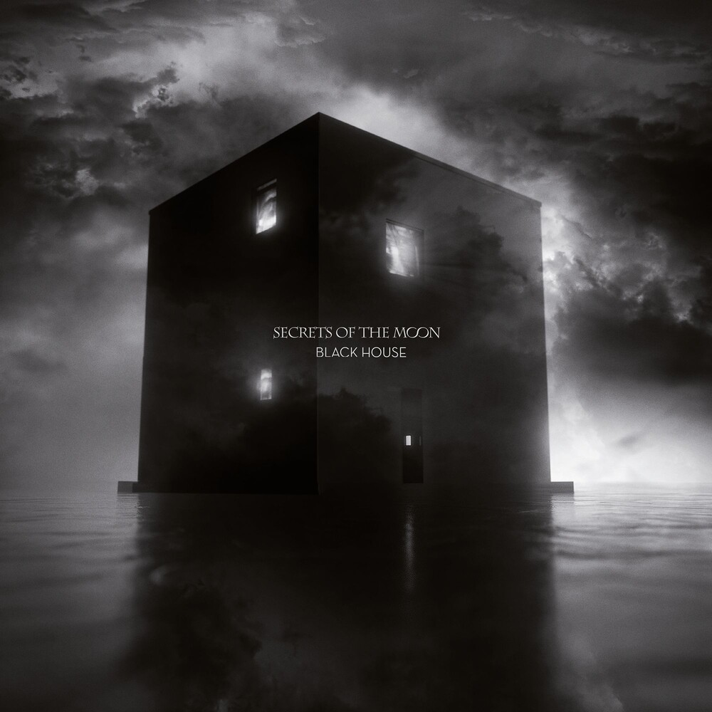Secrets Of The Moon - Black House (W/Dvd)