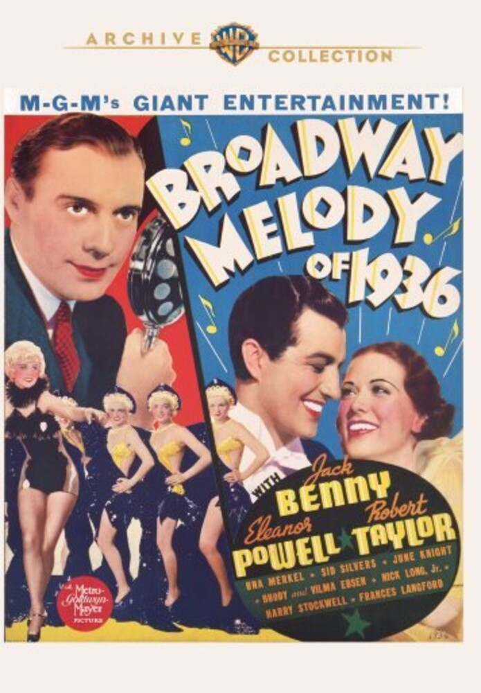 - Broadway Melody of 1936