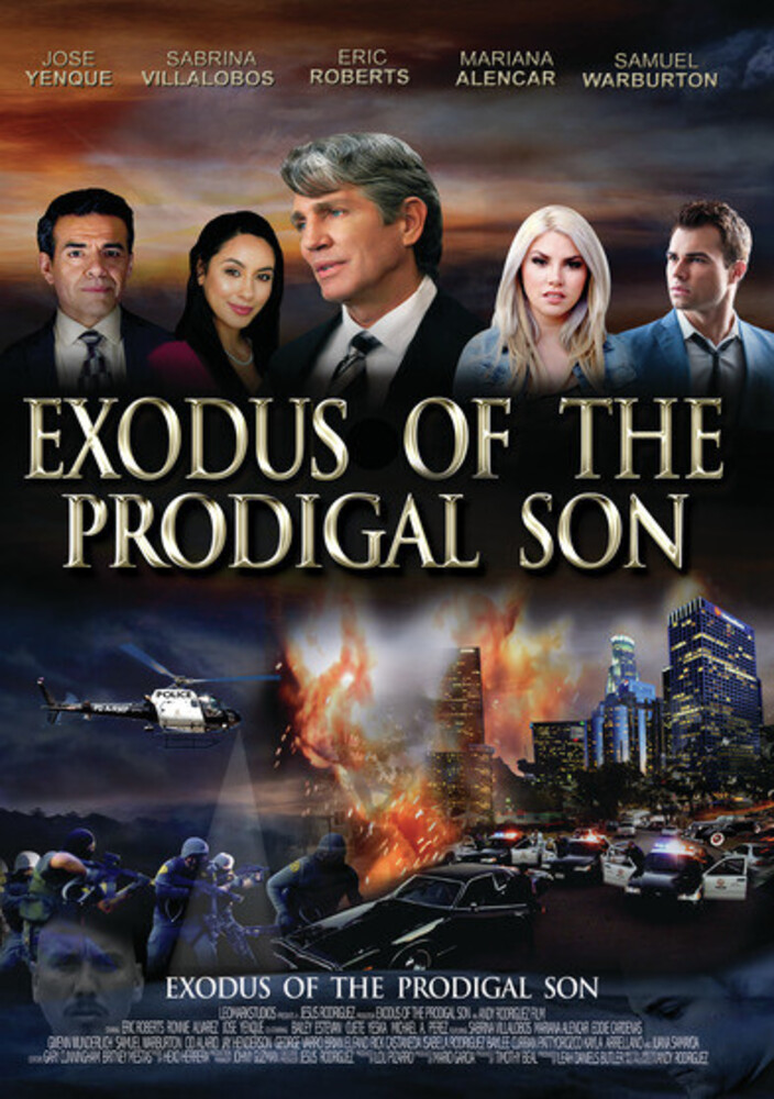 - Exodus Of The Prodigal Son / (Mod)