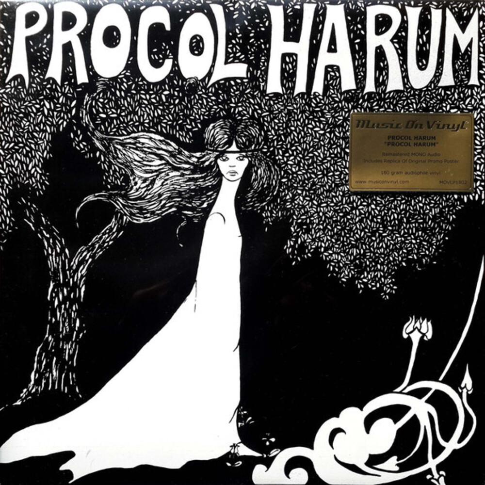 Procol Harum - Procol Harum (Blk) (Hol)
