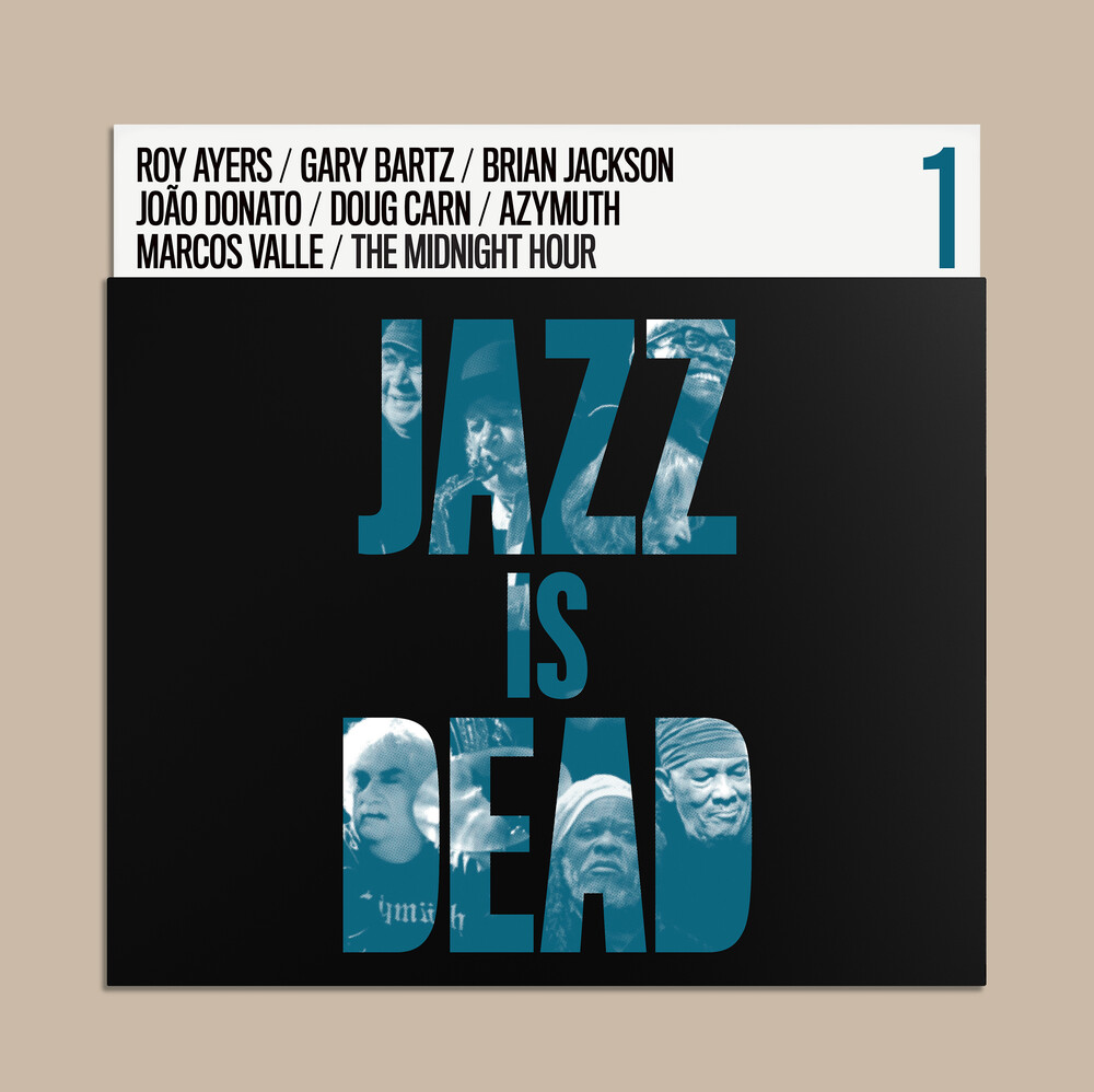 Ali Shaheed Muhammad & Adrian Younge - Jazz Is Dead