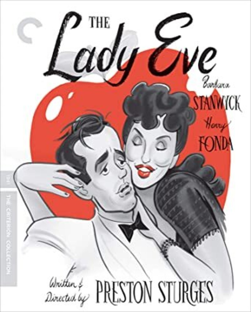 - Criterion Collection: Lady Eve / (4k Rstr Spec Ws)