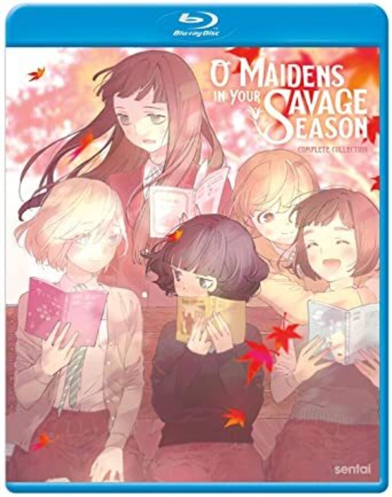 - O Maidens In Your Savage Season (2pc) / (Anam)