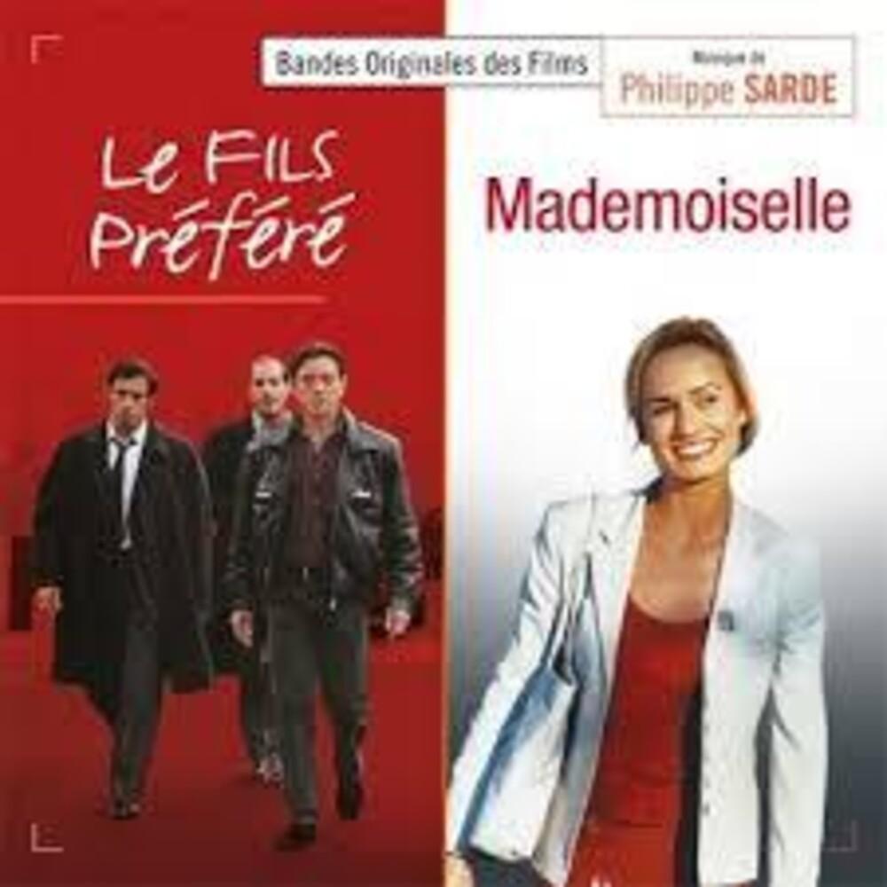 Philippe Sarde Ltd Rmst Ita - Le Fils Prefere / Mademoiselle / O.S.T. [Limited Edition]