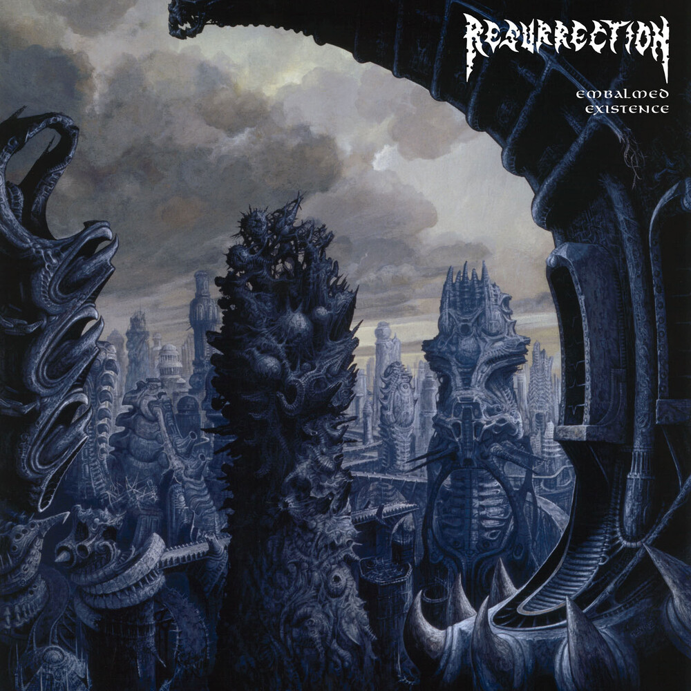 Resurrection - Embalmed Existence (Uk)