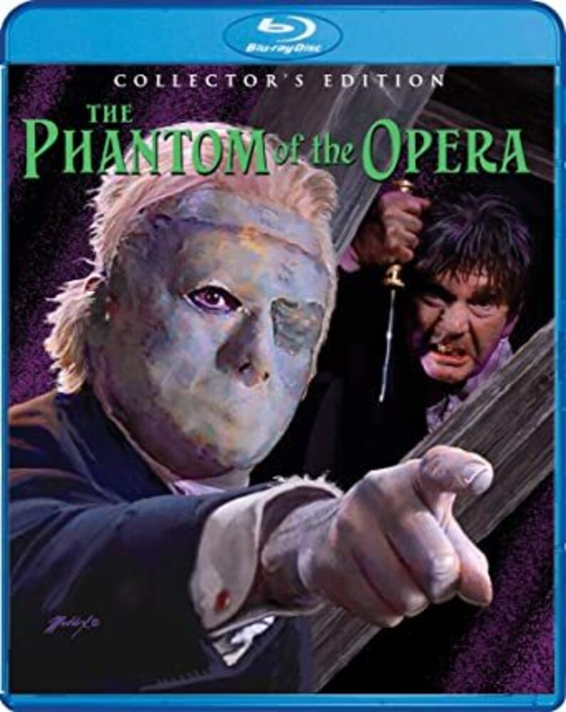 - Phantom Of The Opera / (Coll Dts Dub Ws)