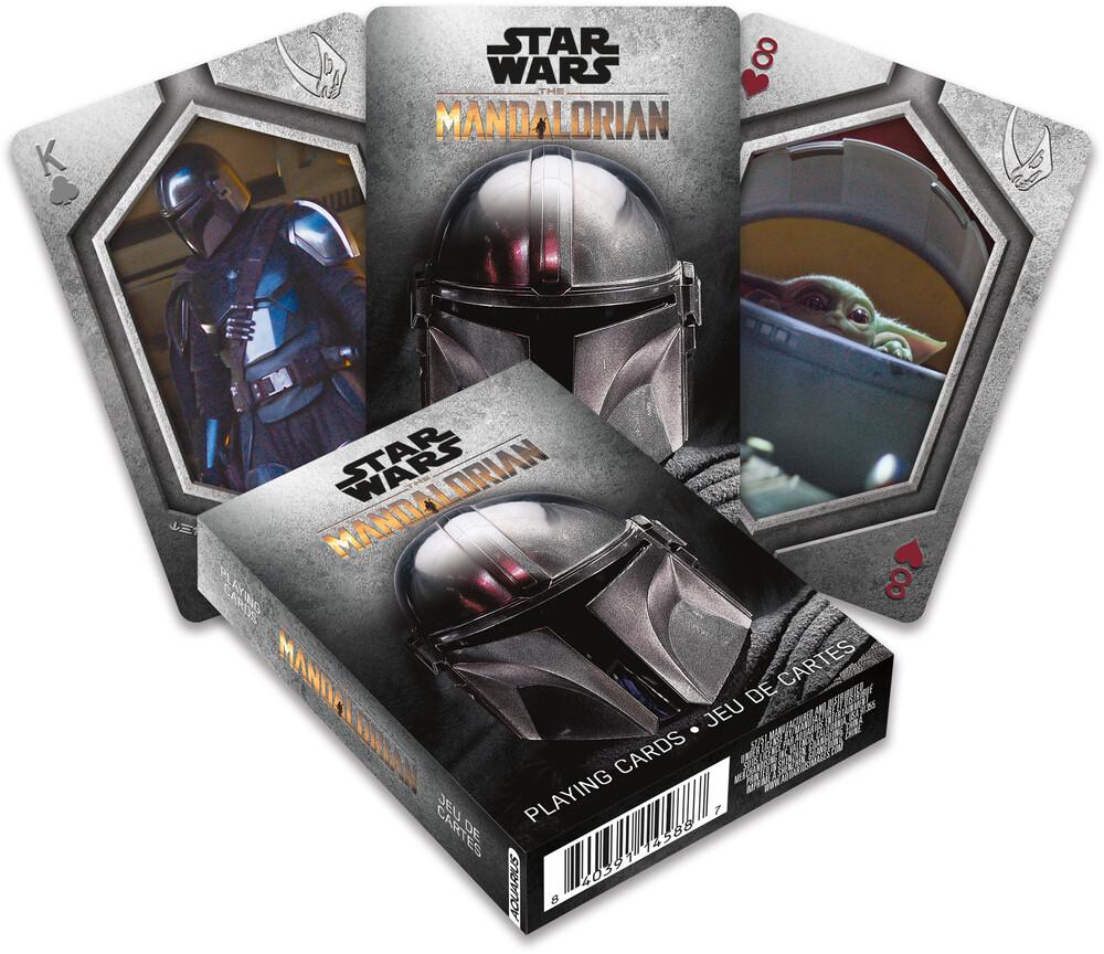 Star Wars Mandalorian Photos Playing Cards Deck - Star Wars The Mandalorian Photos Playing Cards Deck