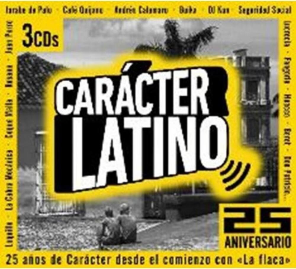 Caracter Latino 25 Aniversario / Various - Caracter Latino 25 Aniversario / Various (Spa)