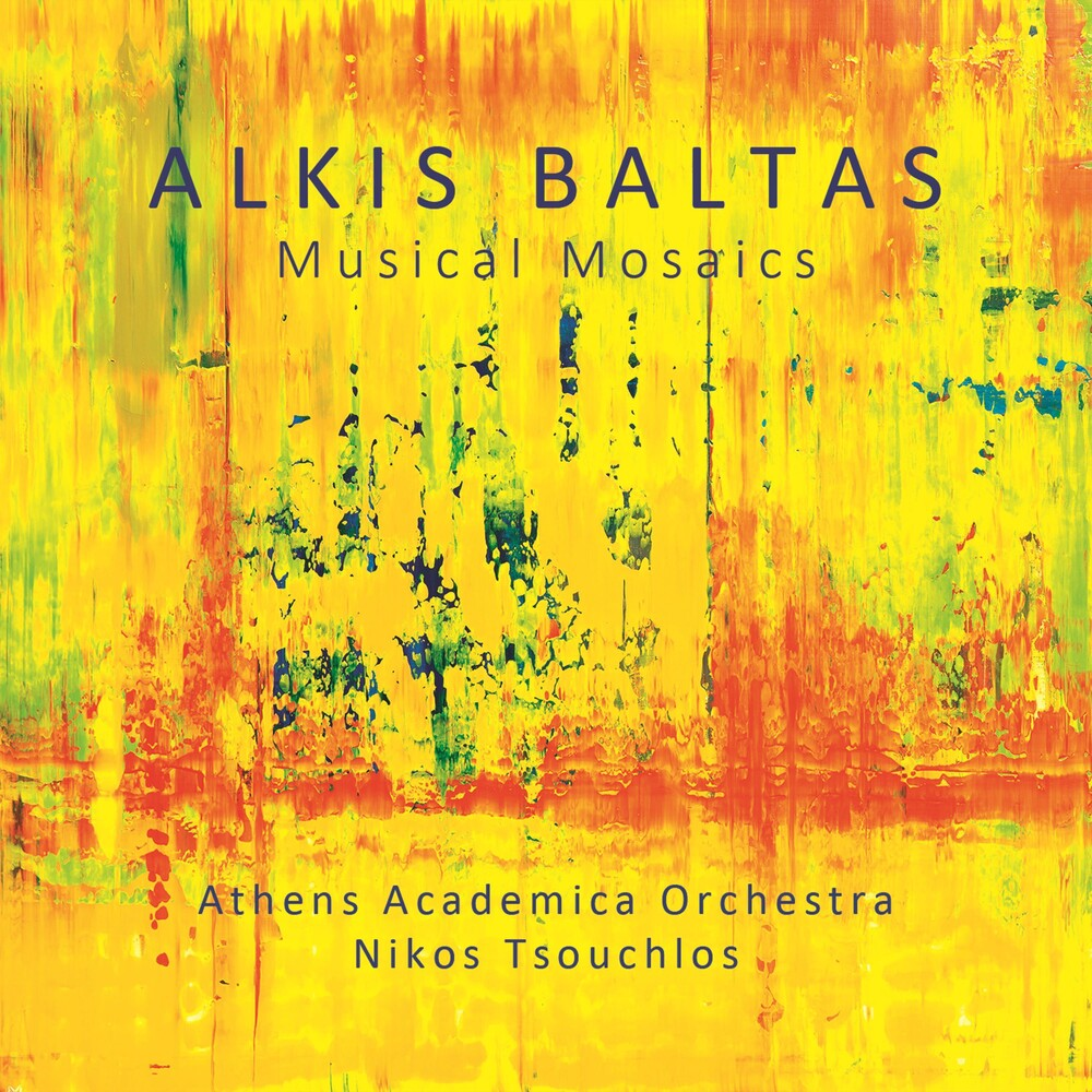 Baltas / Athens Academica Orch / Tsouchlos - Musical Mosaics