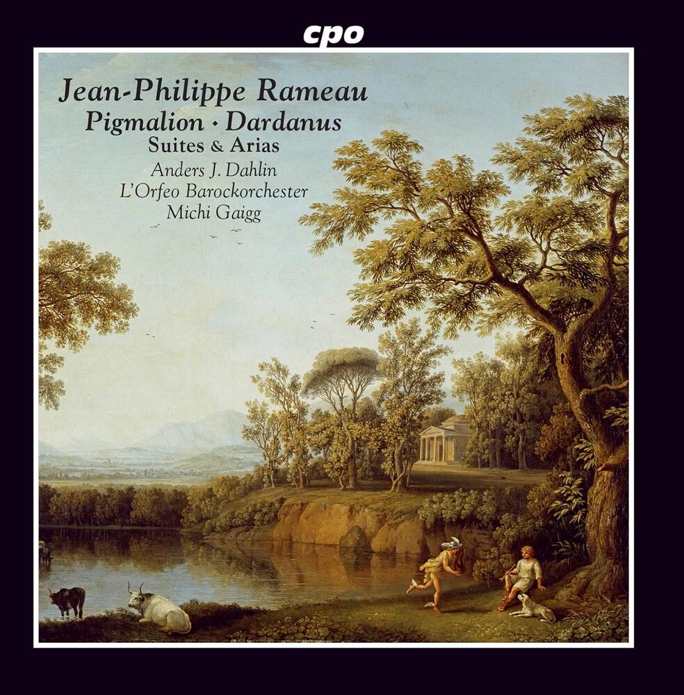 Rameau / Dahlin / Gaigg - Suites & Arias