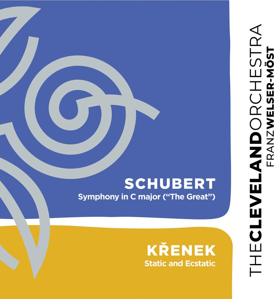 Cleveland Orchestra / Welser-Franz Most - Schubert: Symphony No.9