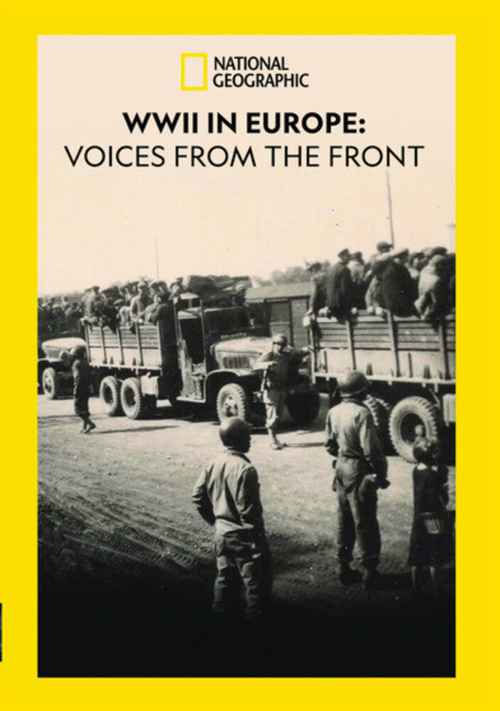 - Wwii In Europe: Voices Form The Front / (Mod Ac3)