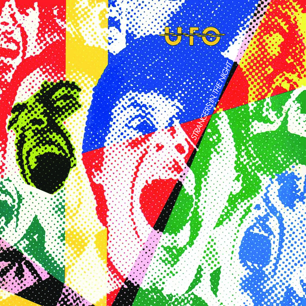 UFO - Strangers In The Night [2020 Remaster] (IEX) (Clear Vinyl)