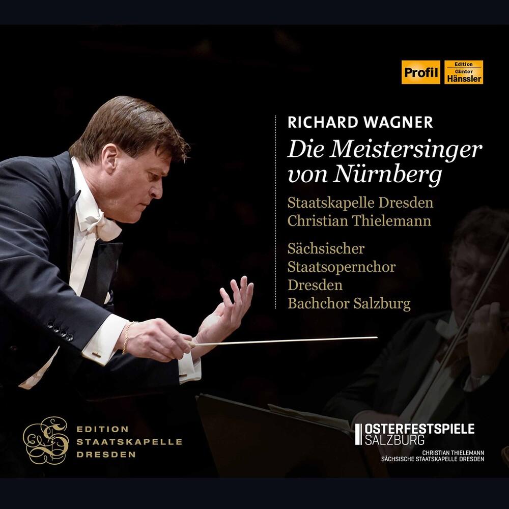 Wagner / Bachchor Salzburg / Thielemann - Die Meistersinger Von Nurnberg (Box) (4pk)