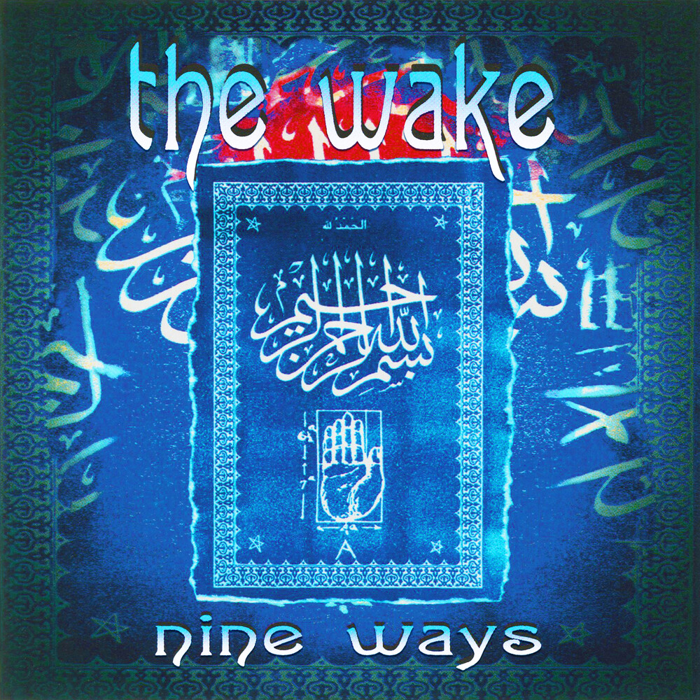 Wake - Nine Ways (Blue Vinyl) (Blue) [Limited Edition]