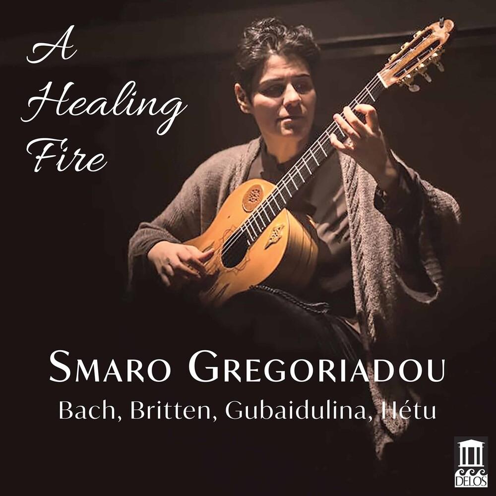 Smaro Gregoriadou - Healing Fire