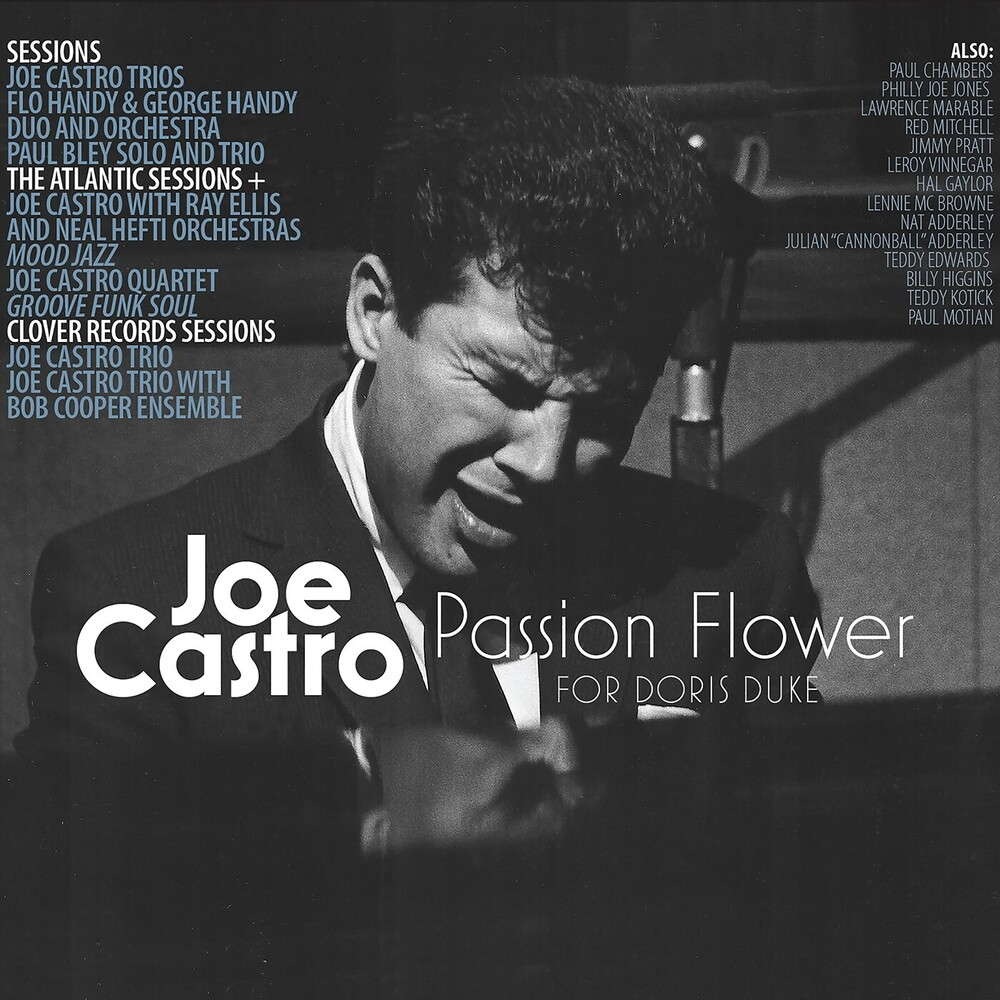 Joe Castro - Passion Flower: For Doris Duke