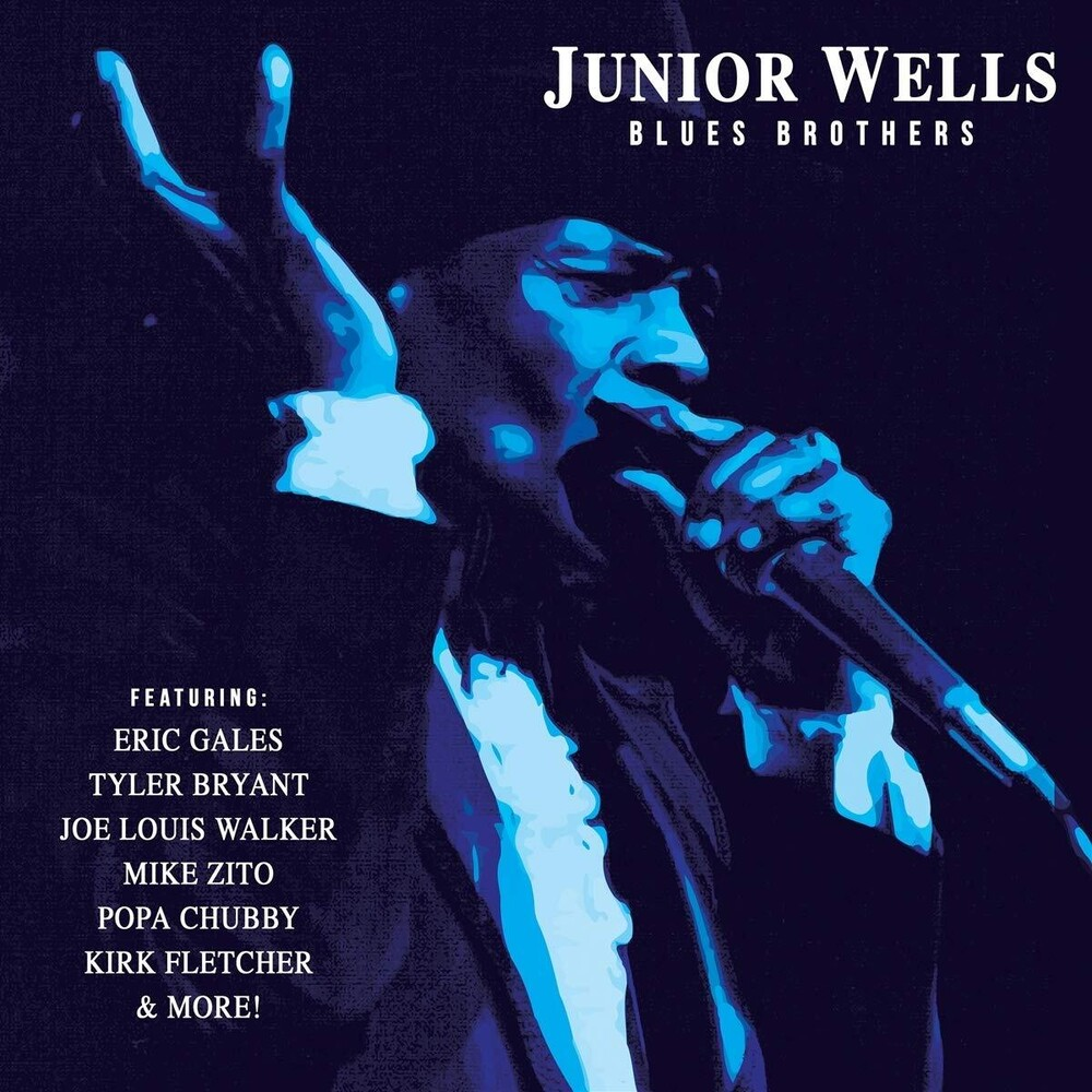 Junior Wells - Blues Brothers [Digipak]