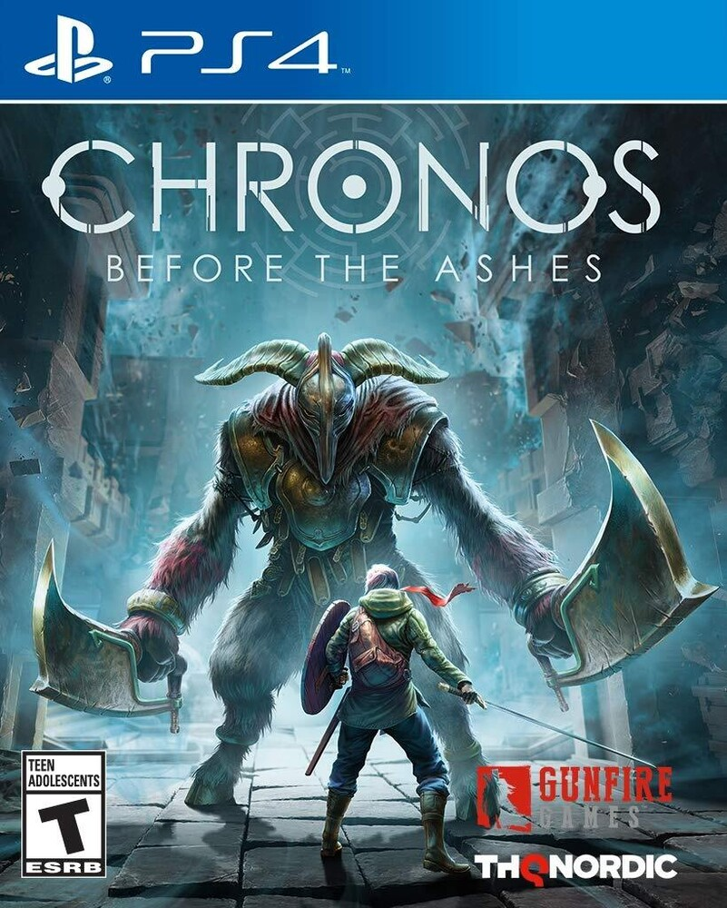 Ps4 Chronos: Before the Ashes - Ps4 Chronos: Before The Ashes
