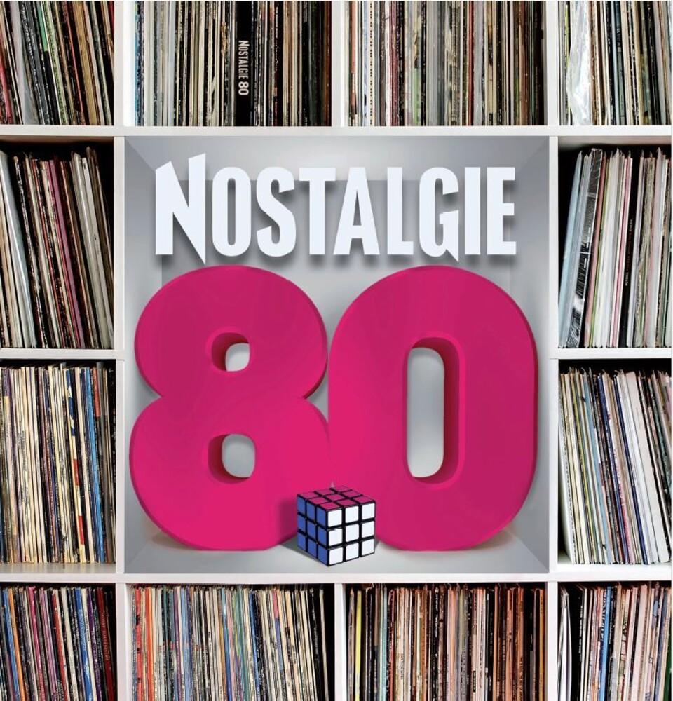 Nostalgie 80 / Various - Nostalgie 80 / Various (Fra)