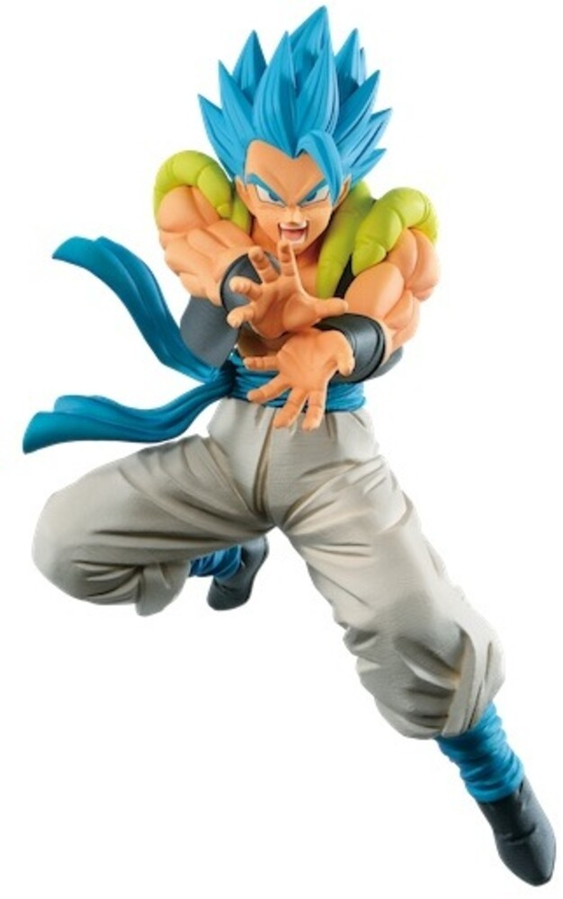 Banpresto - BanPresto - Dragon Ball Super Gogeta Super Kamehameha II Version 1