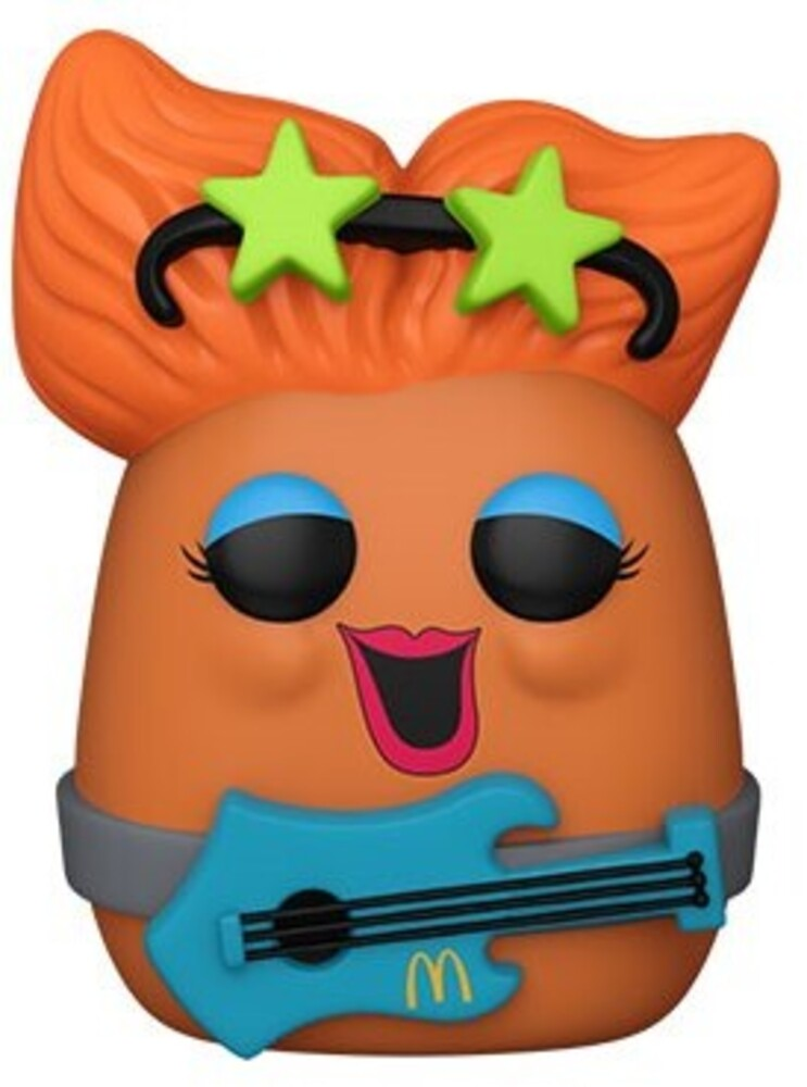Funko Pop! AD Icons: - FUNKO POP! AD ICONS: McDonalds- Rockstar Nugget