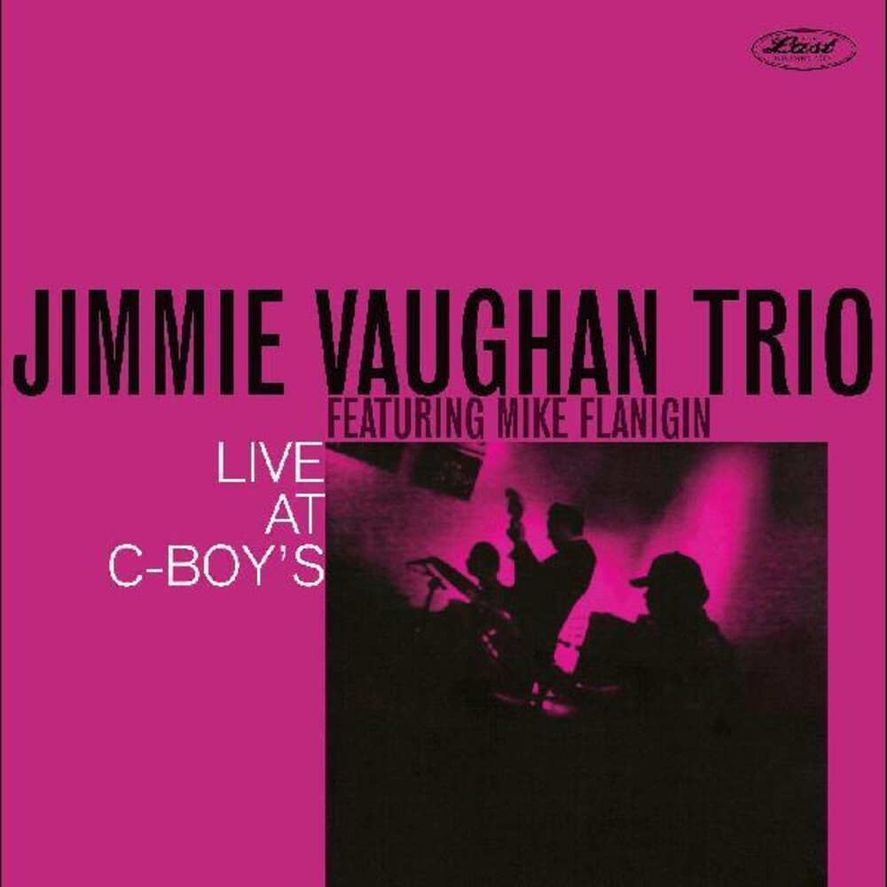 Jimmie Vaughan Trio - Live At C-Boys (Aus)