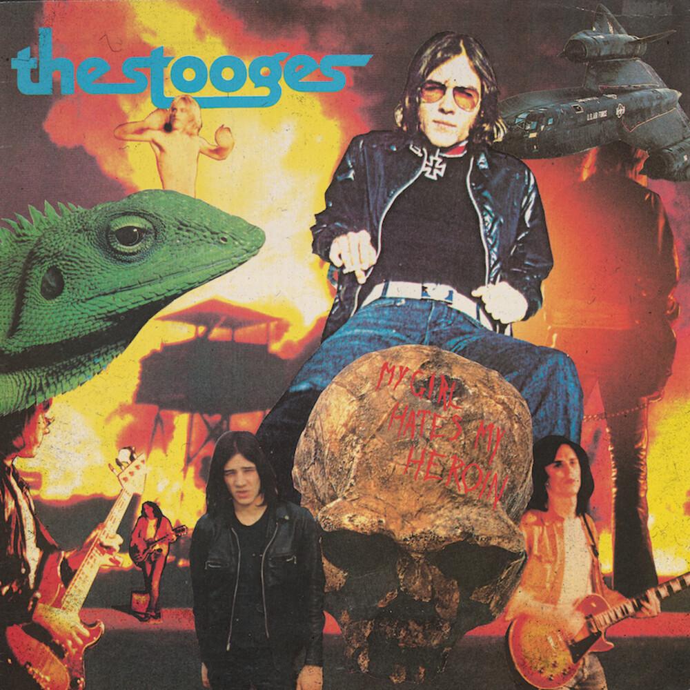 Stooges - My Girl Hates My Heroin (Splatter Vinyl)