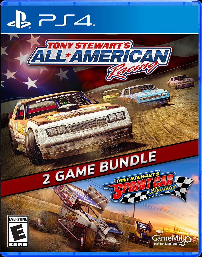 - Ps4 Tony Stewart All American Racing