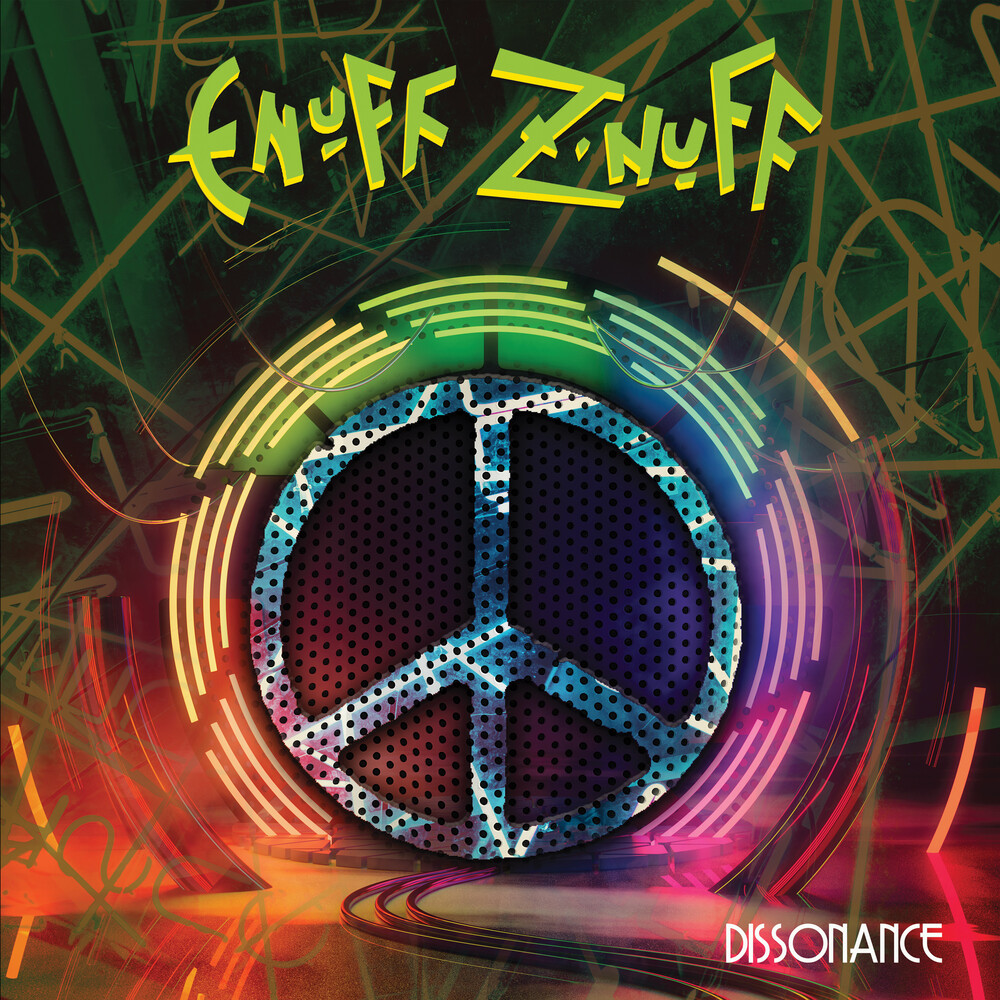 Enuff Znuff - Dissonance (Grn) [Limited Edition] (Pnk)