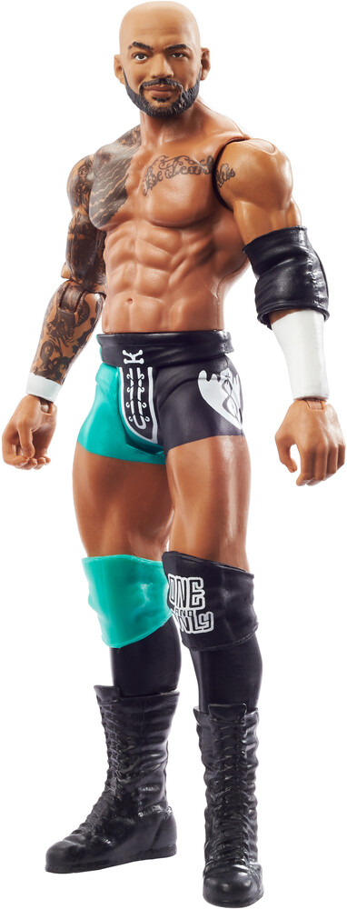 WWE - Mattel Collectible - WWE Basic Figure Ricochet