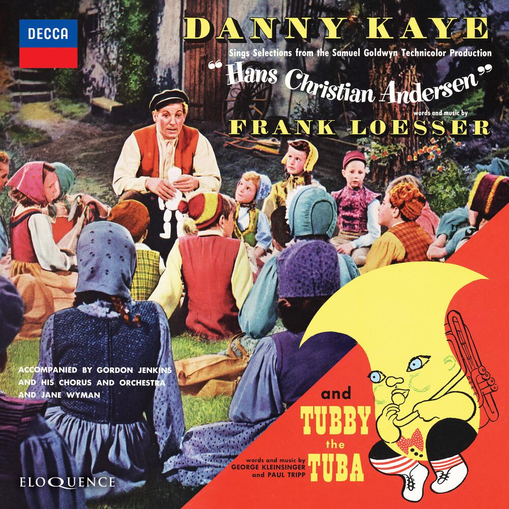 Danny Kaye - Hans Christian Andersen (Aus)