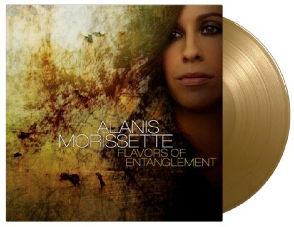 Alanis Morissette - Flavors Of Entanglement [Colored Vinyl] (Gol) [Limited Edition] [180 Gram]