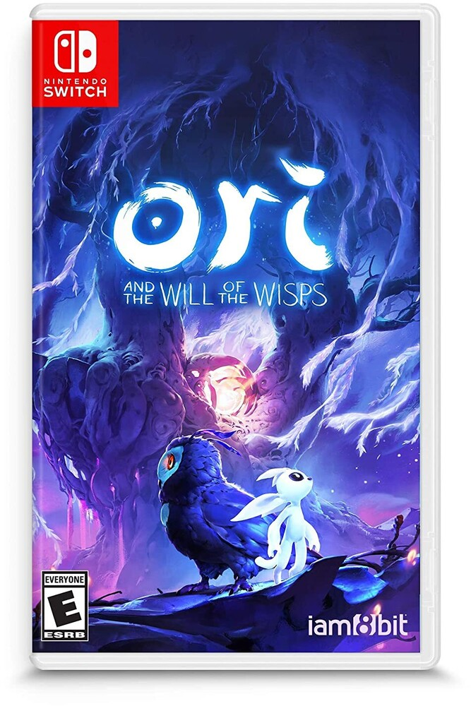 Swi Ori & the Will of the Wisps - Ori and The Will Of The Wisps for Nintendo Switch