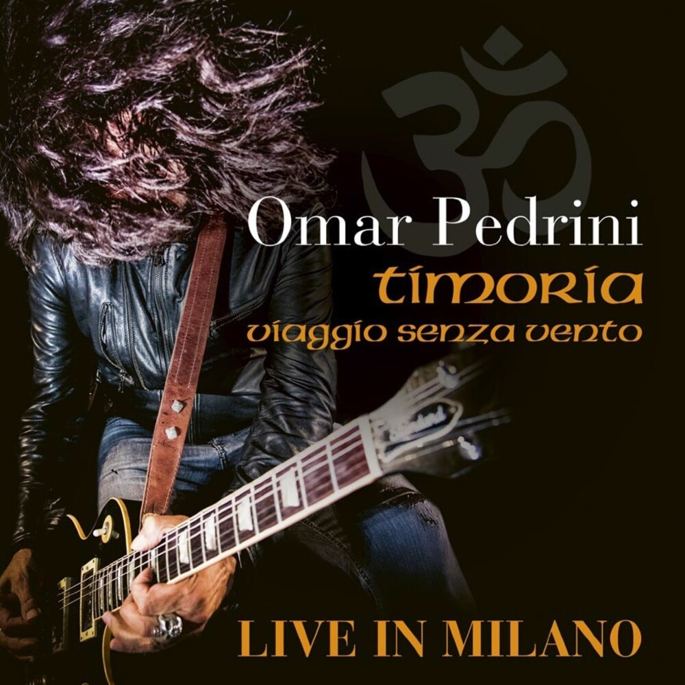 Omar Pedrini - Viaggio Senza Vento: Live