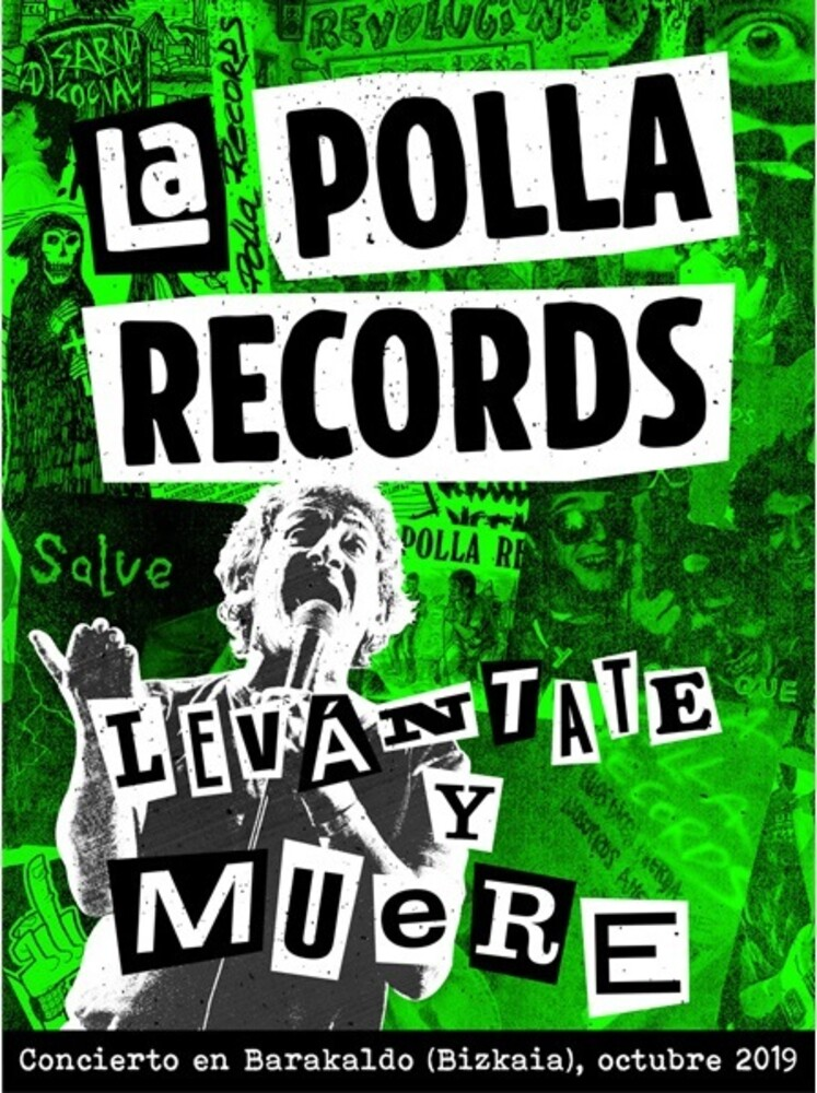 La Polla Records - Levantate Y Muere (W/Dvd) (Spa)