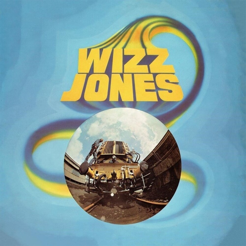Wizz Jones - Wizz Jones (Exp) (Can)