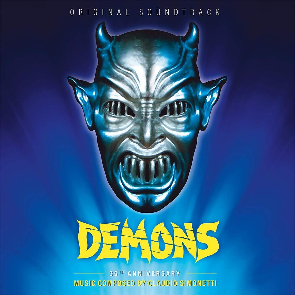 Claudio Simonetti - Demons: 35th Anniversary (Original Soundtrack)