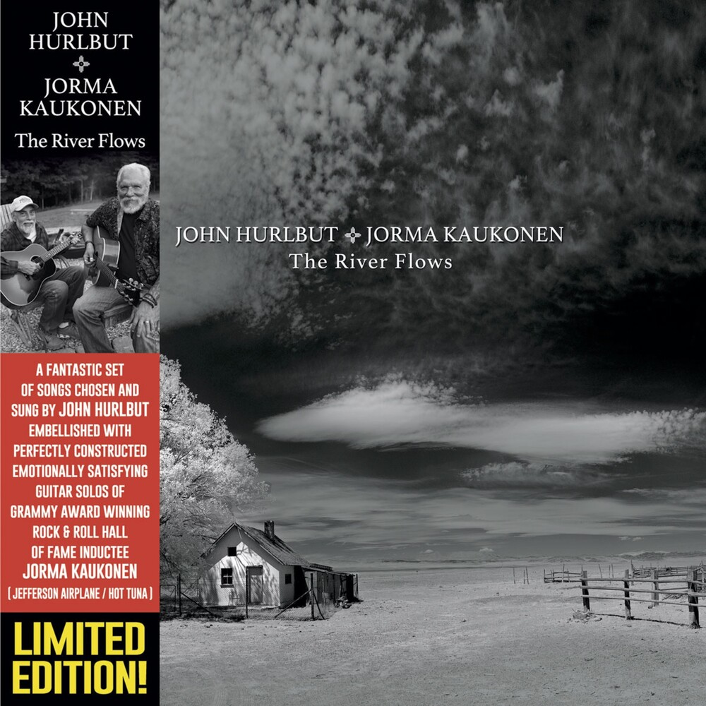 Jorma Kaukonen & John Hurlbut - The River Flows