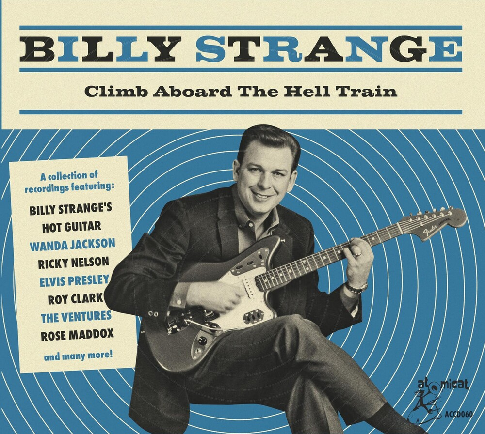 Billy Strange - Climb Aboard The Hell Train