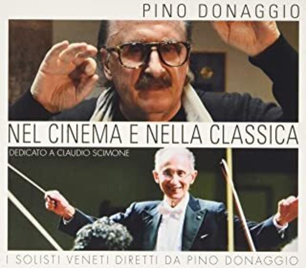 Pino Donaggio - Nel Cinema E Nella Classicay (Original Soundtrack)