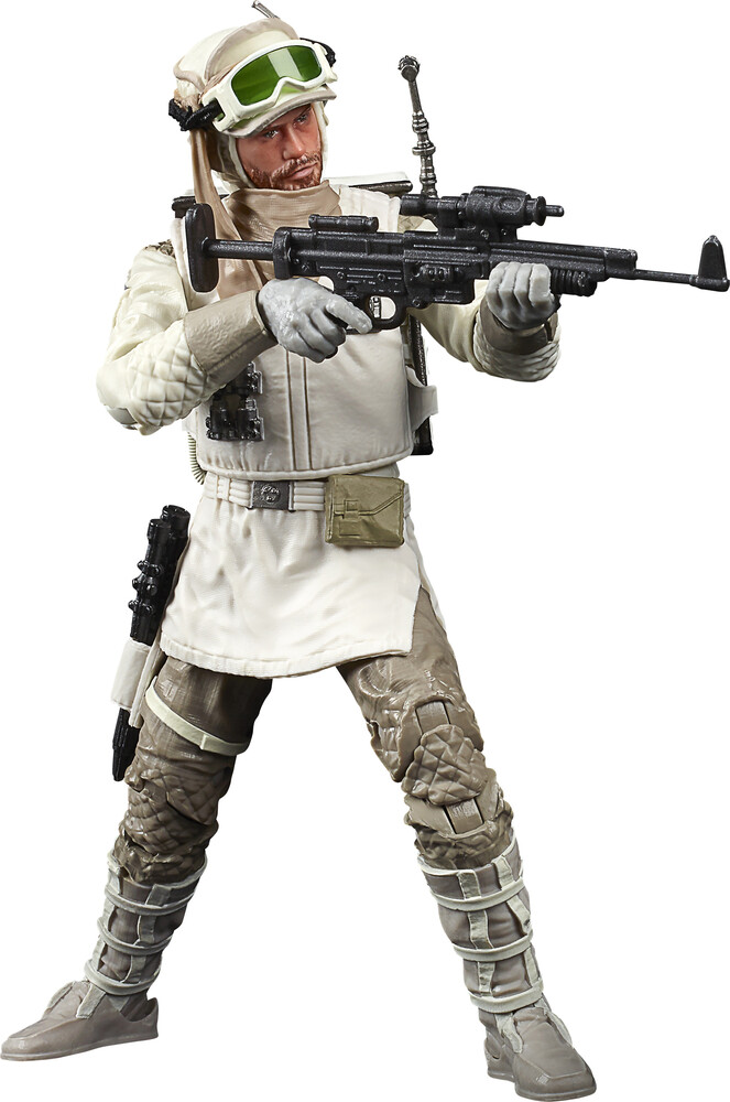 SW Bl E5 Hoth Rebel Trooper - Hasbro Collectibles - Star Wars Black Series Hoth Rebel Trooper