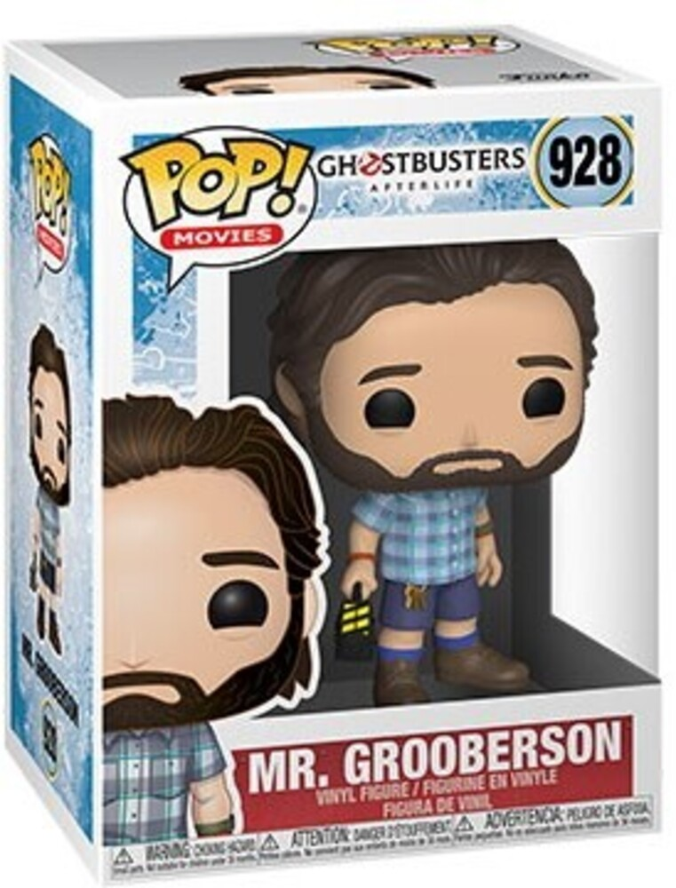 - FUNKO POP! MOVIES: Ghostbusters: Afterlife- POP! 4