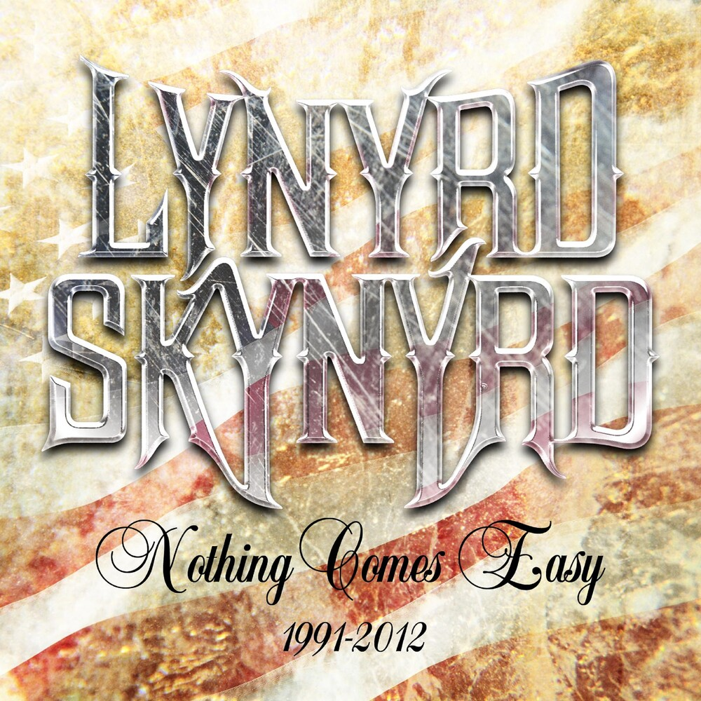 Lynyrd Skynyrd - Nothing Comes Easy: 1991-2012 (Box) (Uk)