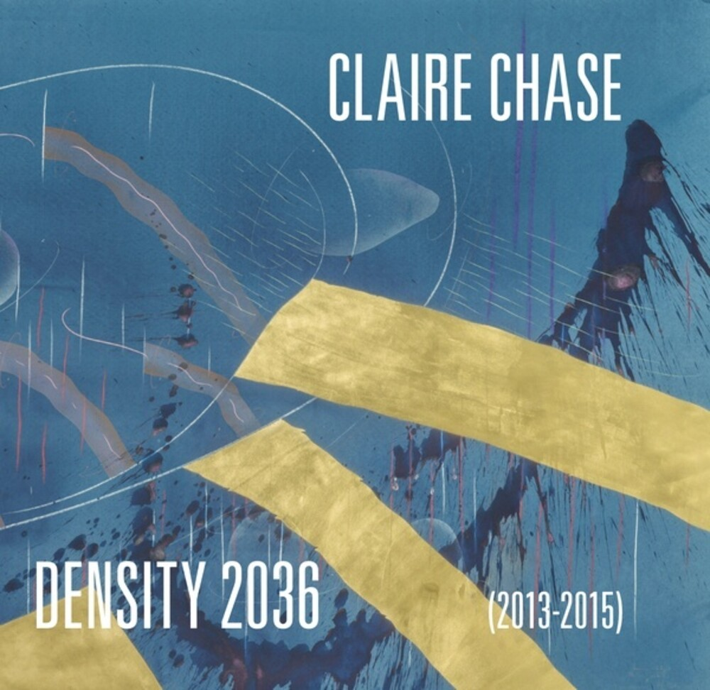 Claire Chase - Density 2036