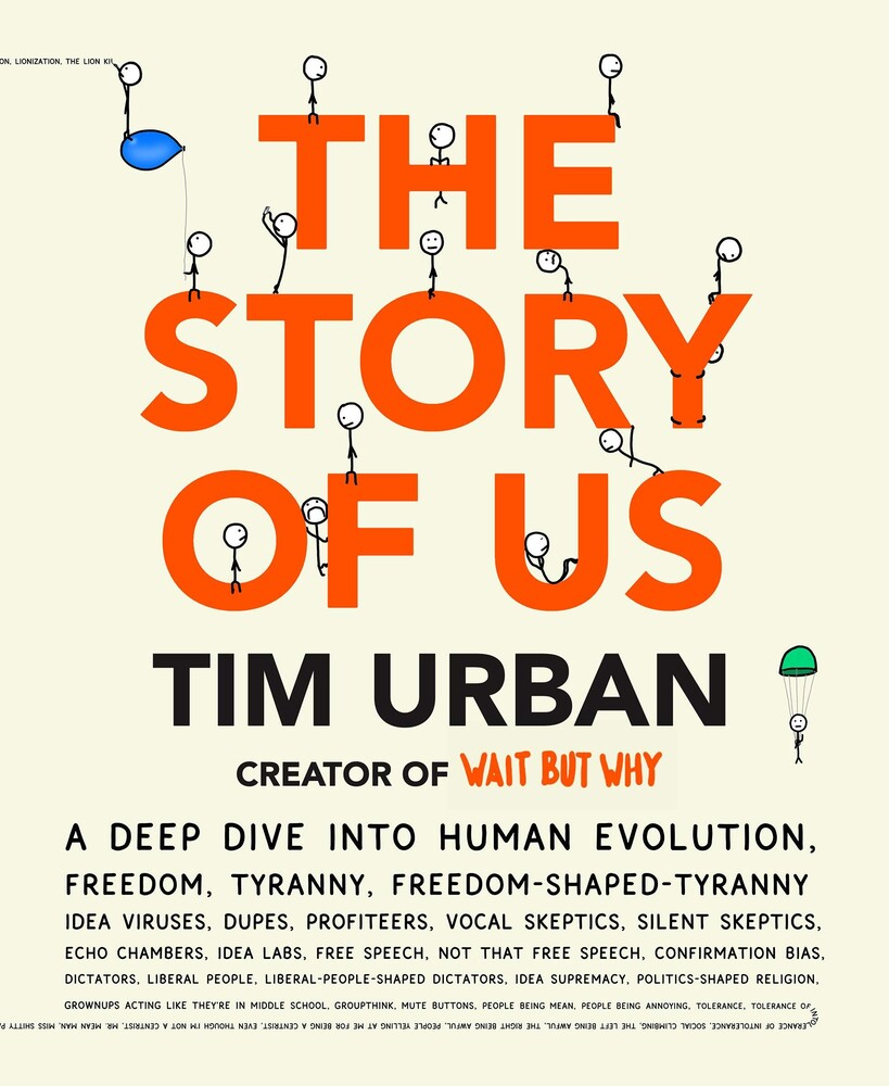 Urban, Tim - The Story of Us